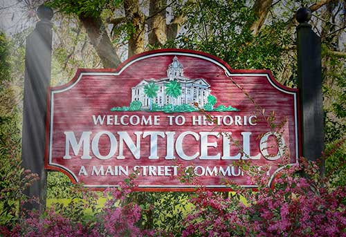 Monticell homes